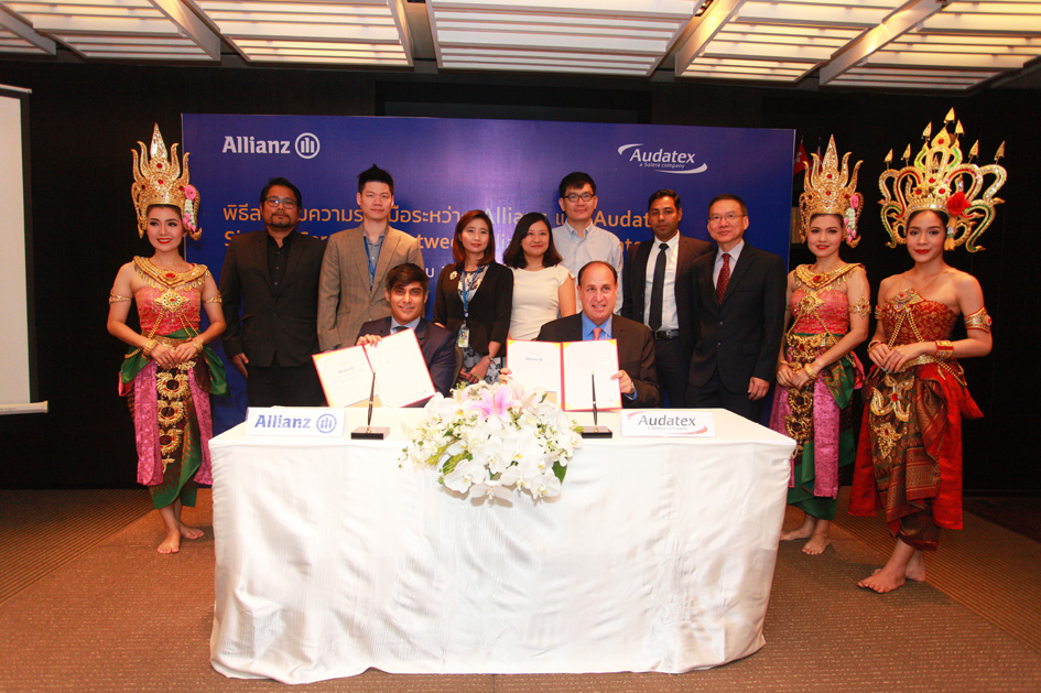 Allianz General Insurance and Audatex brings global partnership to Thailand to advance local claims practices